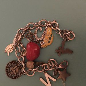 American Eagle Outfitters Jewelry - Amer. Eagle Outfitters NY Bracelet-232 $15 FIRM